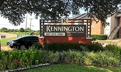 Kennington Apartments, 1