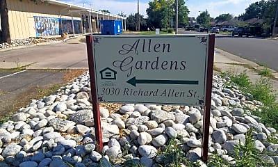 Allen Gardens, 1