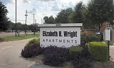 Elizabeth H. Wright Apartments, 1