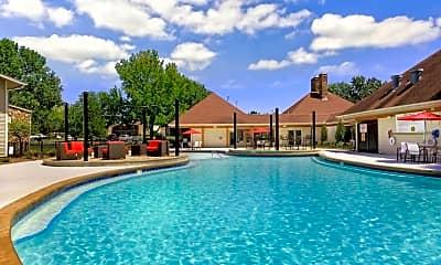 Pool, Overbrook, 2