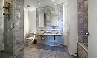 Bathroom, 132 W 22nd St, 2