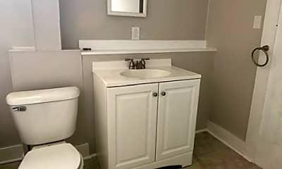 Bathroom, 17 W Main St, 2