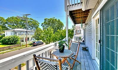Patio / Deck, 607 Madison Ave A, 0