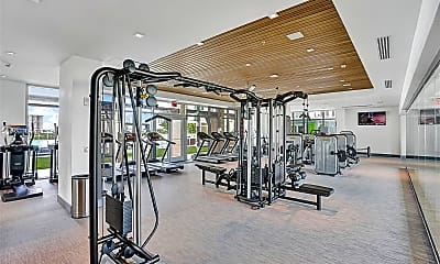 Fitness Weight Room, Rare Property.. 200 Sunny Isles Blvd # 2-1502, 2