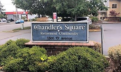 Chandlers Square Retirement Community, 1