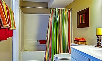 Bathroom, Cape Landing Apartments, 2