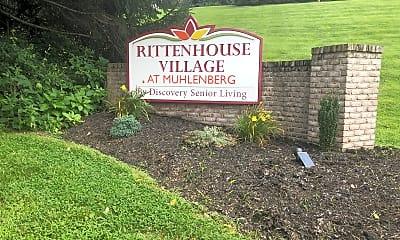 Rittenhouse Village At Muhlenberg, 1