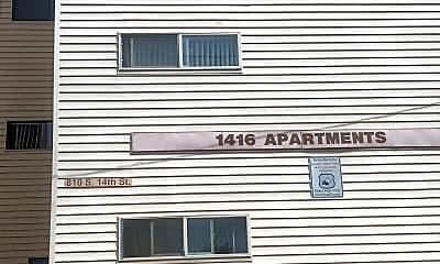 1416 Apartments, 1