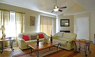 Living Room, Avistar at the Parkway, 0