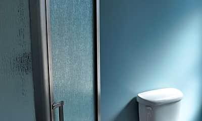 Bathroom, 48 Oxford St, 1