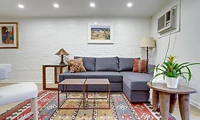 Living Room, 114 F St SE, 1
