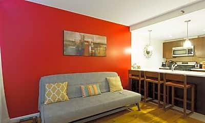 Living Room, Exo Astoria, 1