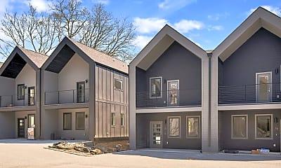 Building, 801 Cherokee Ave, 1