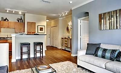 Living Room, The Berkeley Apartments, 0