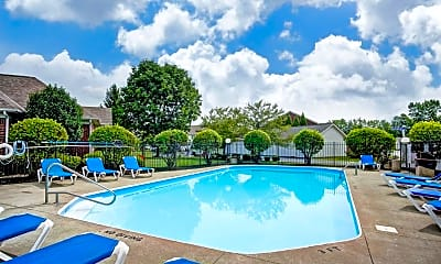 Pool, Summerview Apartments, 0