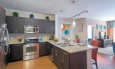 Kitchen, Addison Keller Springs, 1