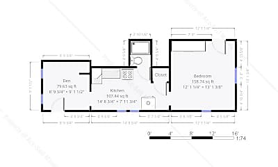Building, 825 Evergreen St SE, 1