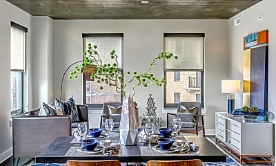 Dining Room, 2100 Hayes St, 1