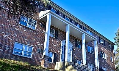 Building, Lancaster Court Apartments, 0