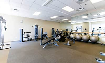 Fitness Weight Room, 512 N McClurg Ct 2602, 2