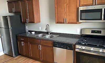 Kitchen, Lofts at Five Points, 1
