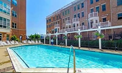 Pool, 23 Pierside Dr 407, 2