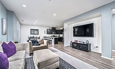 Living Room, 16001 Chase Road, 0