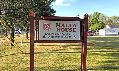 Malta House, 1