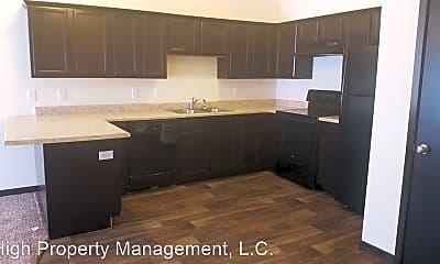Kitchen, 150 Rapids Square, 1