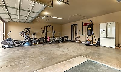 Fitness Weight Room, 2413 SE 89th Terrace, 2