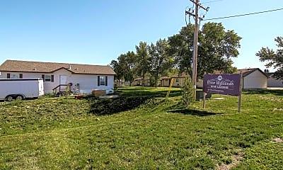 Community Signage, 3511 11th Avenue SE, 2