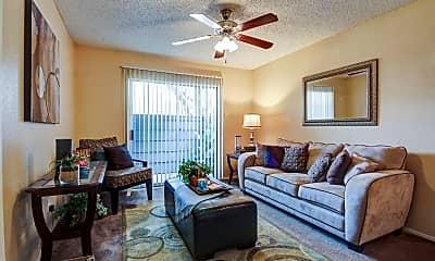 Living Room, Avenida Crossing, 1