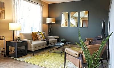 Living Room, Bells Bluff, 2