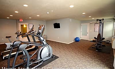 Fitness Weight Room, 212 W North St, 2