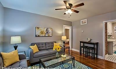 Living Room, 910 Hillcrest St, 1