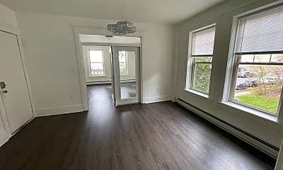 Living Room, 601 E 1st St, 0