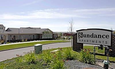 Community Signage, Sundance Apartments Phase II, 1