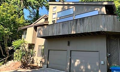 Building, 5620 W Mercer Way, 1