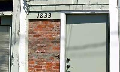 Building, 1833 J St, 1
