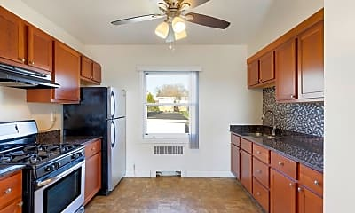 Kitchen, Lexington Park Apartments, 0