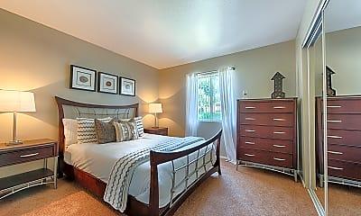 Bedroom, Sycamore Square, 2