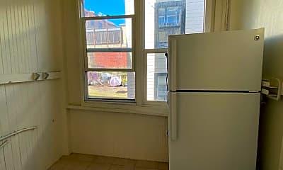 Living Room, 1166 1/2 Washington St, 2