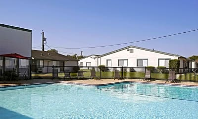 Pool, Cottage Creek, 0