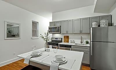 Kitchen, 4317 Spruce St, 1