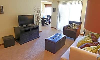 Living Room, Wimbledon - Heritage, 1