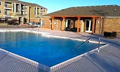 Pool, Tuscana Apartments, 0