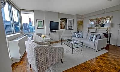 Living Room, 235 E 55th St, 0