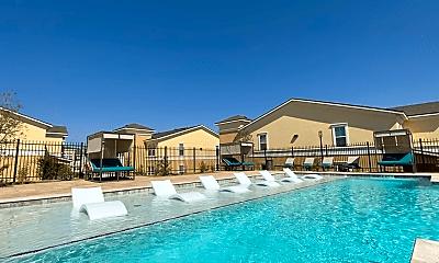 Pool, Ridgeline West, 1