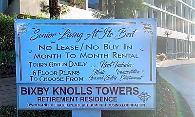 Bixby Knolls Towers, 1