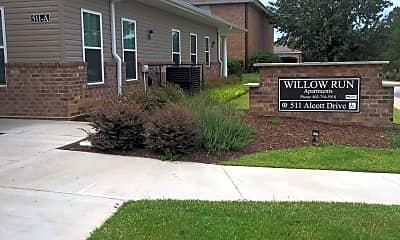 Willow Run Apartments, 1